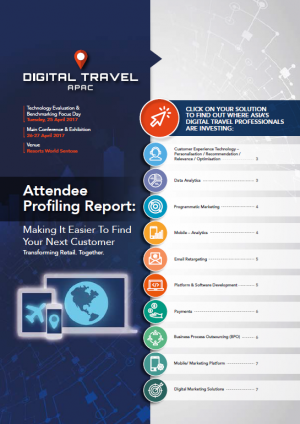 2017 Attendee Profiling Report: Making It Easier To Find Your Next Customer