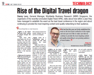 Rise of the Digital Travel Dragon