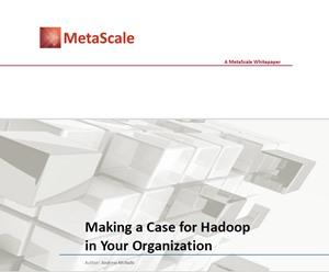 Making a Case for Hadoop in Your Organization