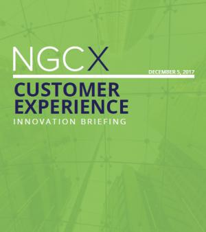 2018 CX Innovation Briefing