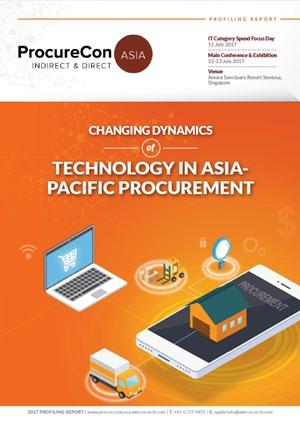 Changing Dynamics of Technology in Asia Pacific Procurement