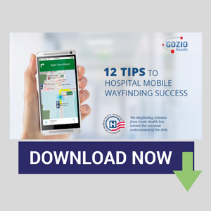 12 Tips to Hospital Mobile Wayfinding Success