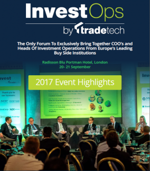 InvestOps Europe 2017 Event Highlights