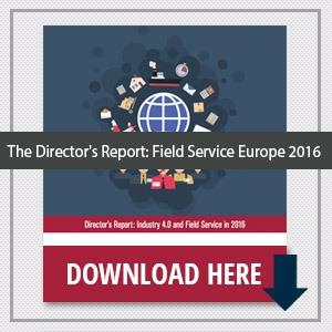 Industry 4.0 and Field Service in 2016