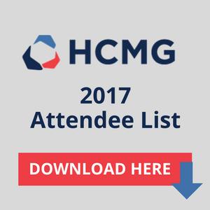 HCMG 2017 Attendee List