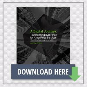 A Digital Journey: Transforming B2B Retail for AmeriPride Services