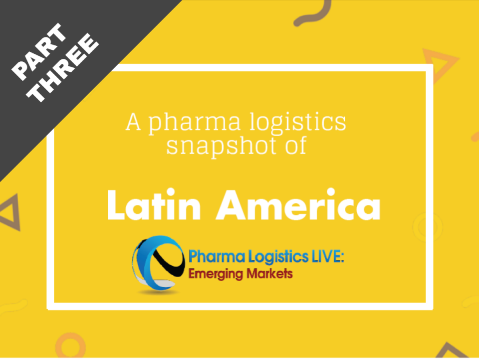 Latin America, medicine, logistics, supply, emerging markets