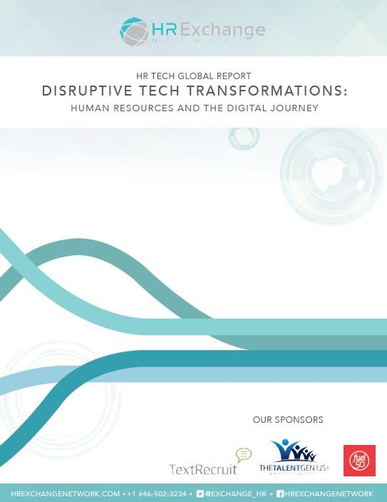 Disruptive Tech Transformation
