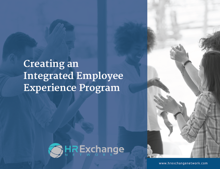 Creating and Integrated employee Experience Program_Cover