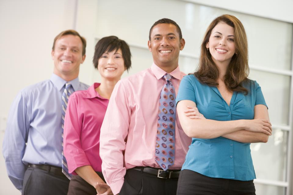 multicultural company representation
