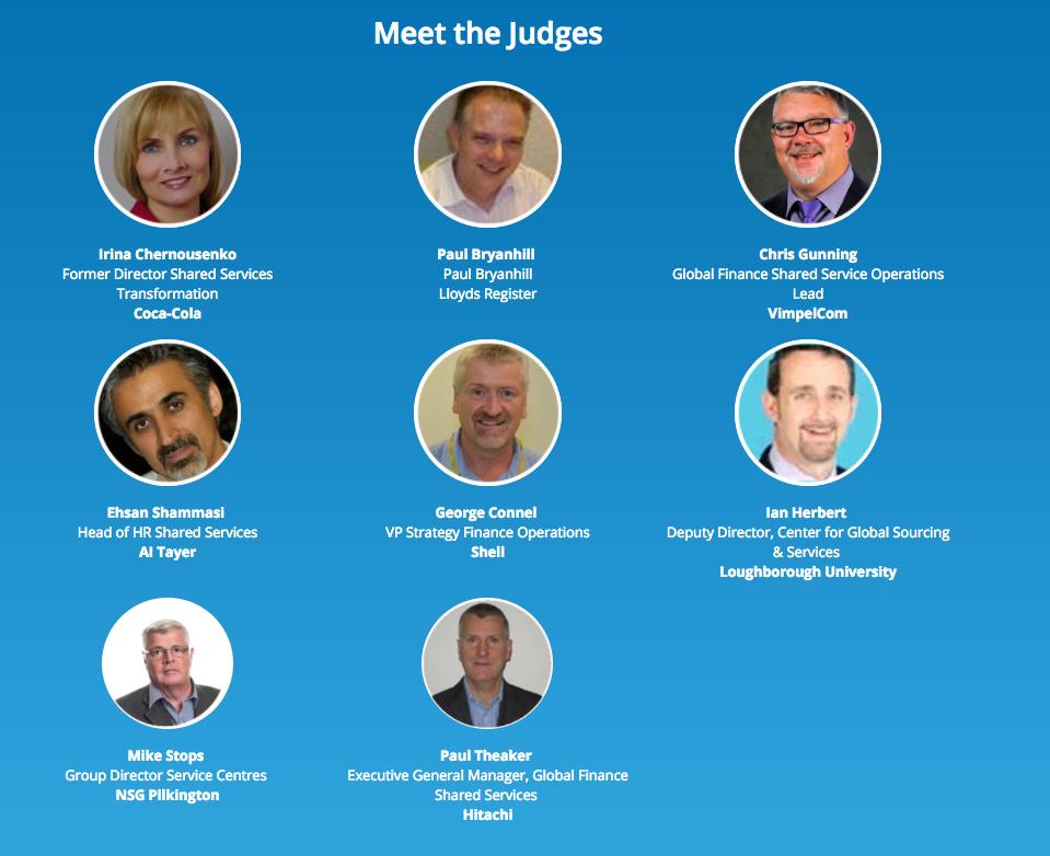 awards judges sson