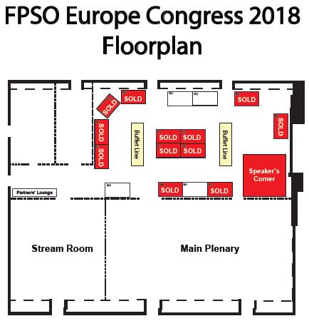 FPSO Floor Plan 2018