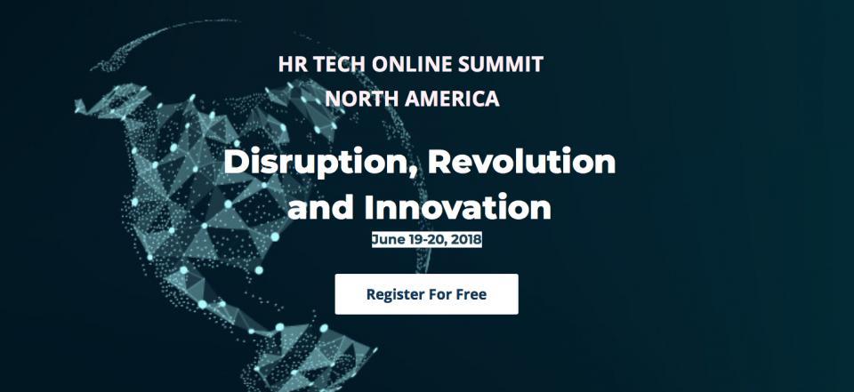 HR Tech Online Logo