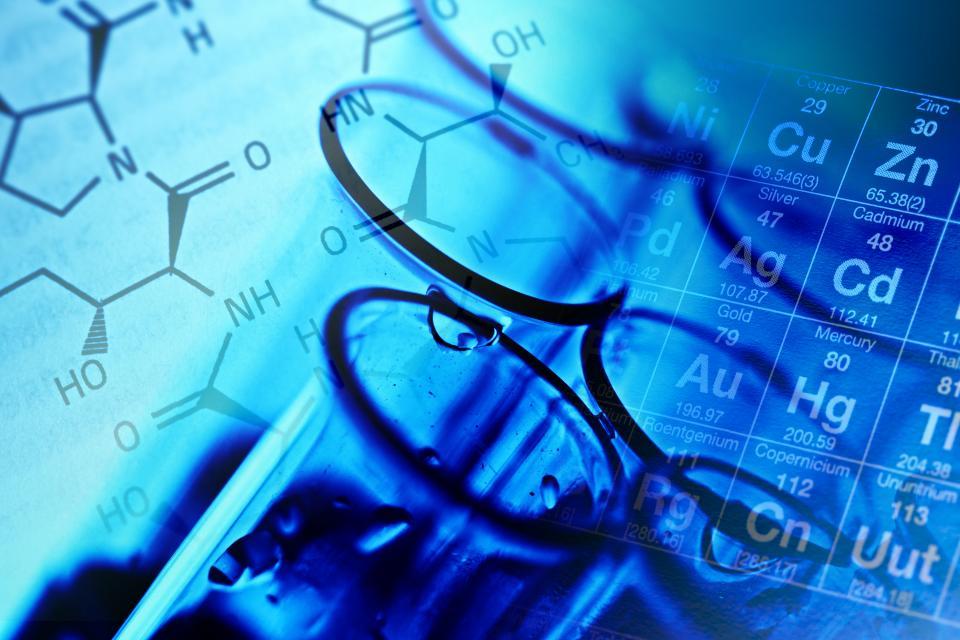 lab pharma research