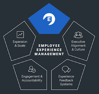 Qualtrics Employee Experience Management Pentagon