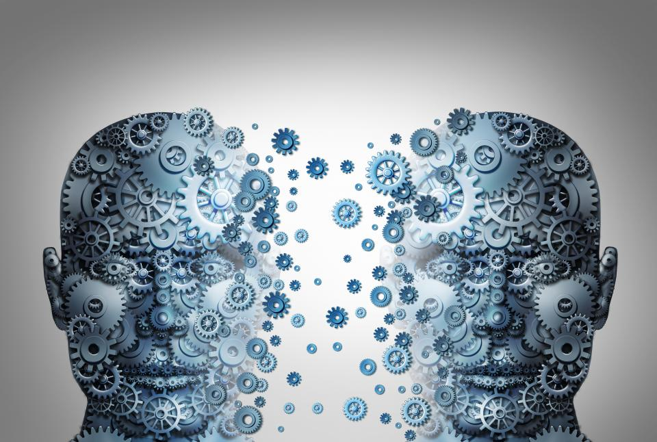 Artificial Intelligence sharing ideas