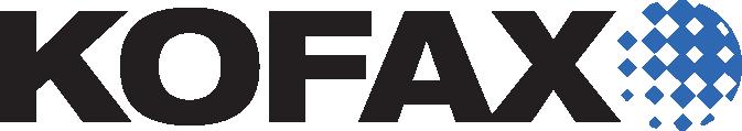 kofax color logo