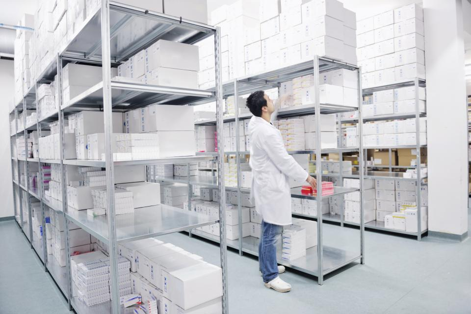 Pharmaceutical Warehouses