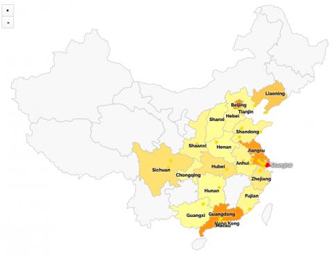 China VAW