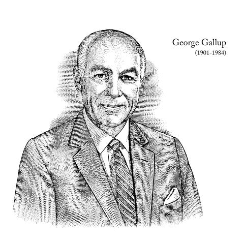 george gallup