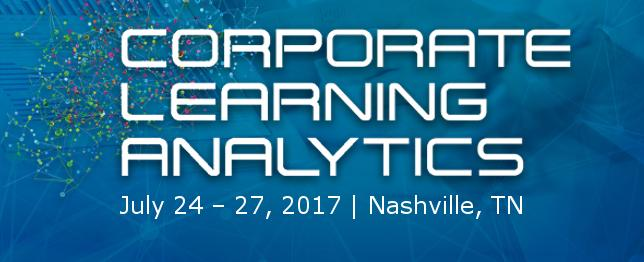 Corporate Learning Analytics 2017