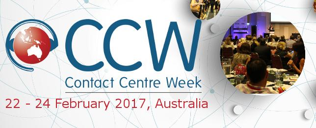 Contact Centre Week 2017 - Australia
