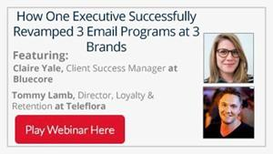 Rinse   Repeat: How One Executive Successfully Revamped 3 Email Programs at 3 Brands