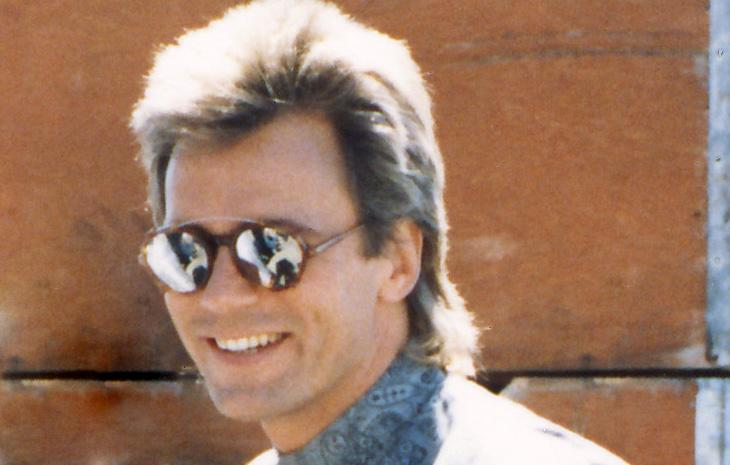 Richard Dean Anderson as MacGyver