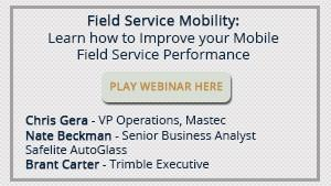 Field Service Mobility: Learn how to Improve your Mobile Field Service Performance