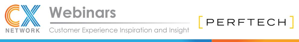 PerfTech webinar banner