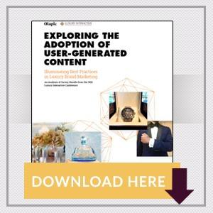 Exploring the Adoption of User-Generated Content
