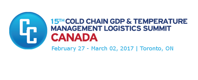 15th Cold Chain Mgmt & Temp Ctrl Summit Canada