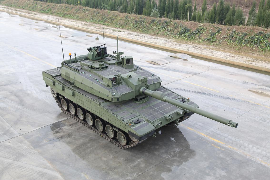 357407c50984 Turkish Otokar submits final offer for Altay MBT serial production ...
