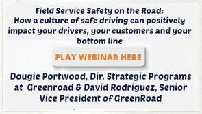 Field Service Safety on the Road Video