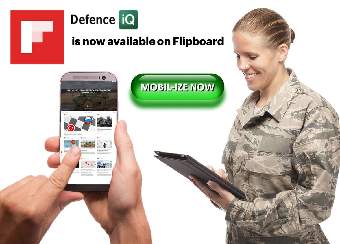 Fliboard on Defence IQ