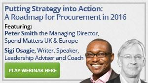Putting Strategy into Action: A Roadmap for Procurement in 2016