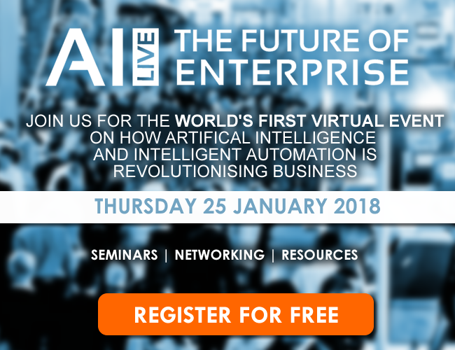 AI LIVE: The Future Of Enterprise LIGHTBOX