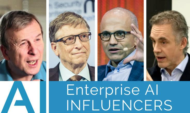 Enterprise AI influencers