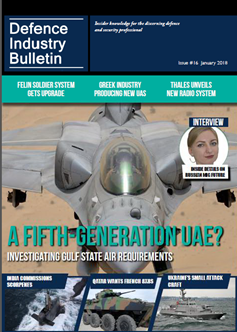 Defence Industry Bulletin, Jan 2018 (Issue #16)