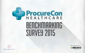 ProcureCon Healthcare Benchmark Report