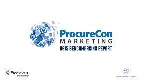 ProcureCon Marketing Benchmarking Report