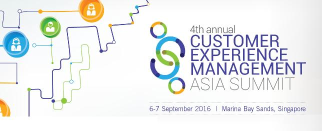 Customer Experience Asia
