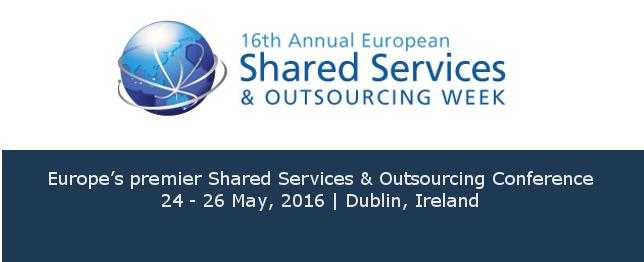 Shared Services Week Europe