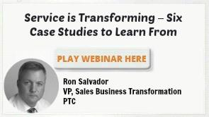 Service is Transforming – Six Case Studies to Learn From