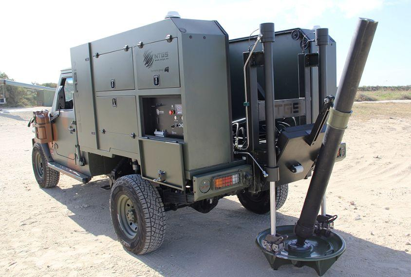 Alakran-mortar-carrier-system