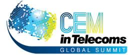 Customer Experience Management in Telecoms Global Summit - Jan 2017