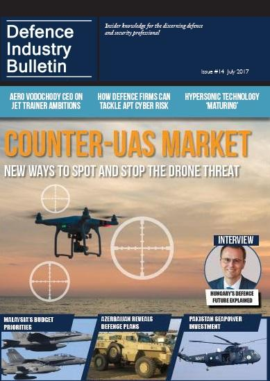 Defence Industry Bulletin, July 2017 (Issue #14)
