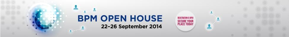 BPM Open House 2014