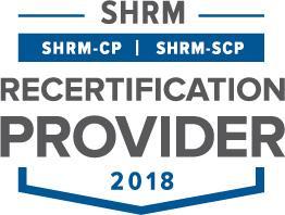 SHRM 2018 Seal