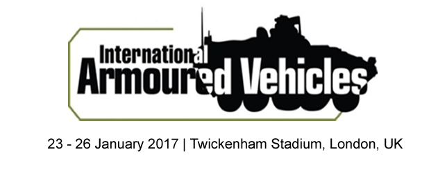 17th Annual International Armoured Vehicles